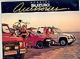 1990 Suzuki Sidekick Samurai Swift Accessories