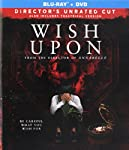 Cover Image for 'Wish Upon [Blu-ray + DVD]'