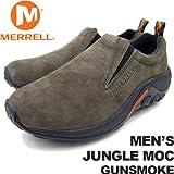 メレル メンズ ジャングルモック ガンスモーク MERRELL MEN'S JUNGLE MOC GUNSMOKE J60787 男性用 アウトドアシューズ