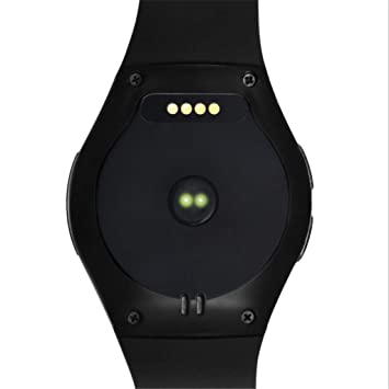 Amazon.com : TBANG Bluetooth Circular screen watch Health ...