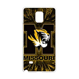 The Missouri Tigers football Cell Phone Case for Samsung Galaxy Note4