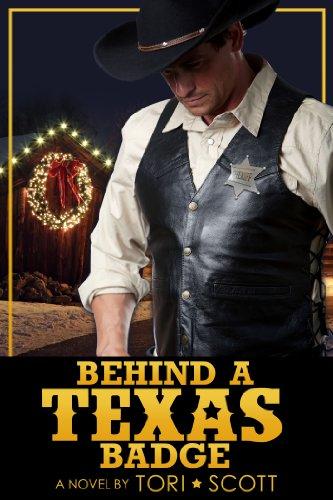 Book: Behind A Texas Badge (Lone Star Cowboys) by Tori Scott