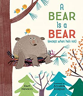 Book Cover: A Bear Is a Bear