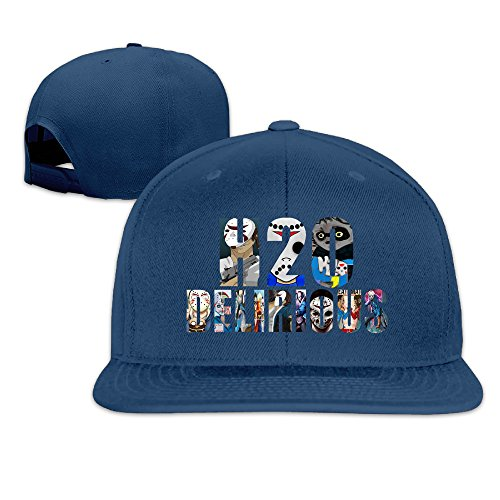 AAWODE Unisex H2o Delirious Hats Caps (H2o Football)