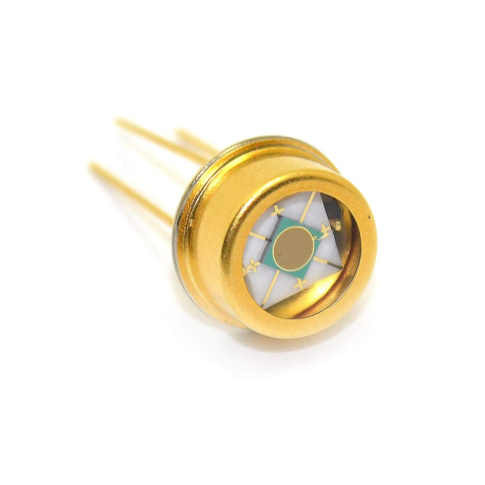 800-1700nm 2mm InGaAs PIN Photodiode High Reliability Low Dark Current TO-5 Q-BAIHE LSIPD-L2-TO-5-MG