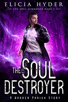 Soul summoner series book 7 release date