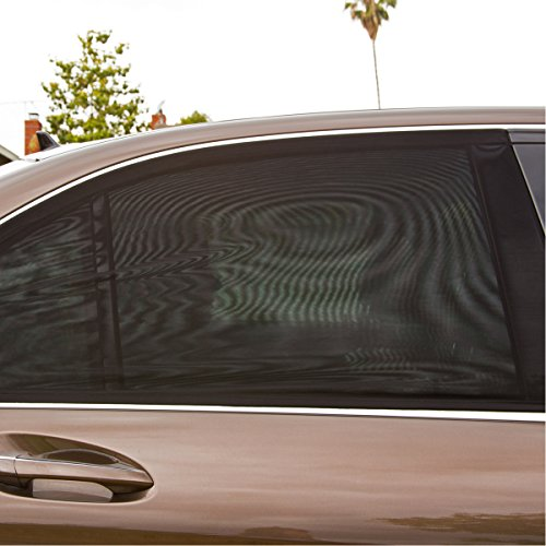 Shadesox universal fit car side window baby sun shade 2 for All side windows