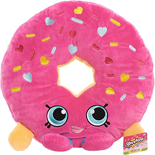 Shopkins Cuddle D'lish Donut Plush -