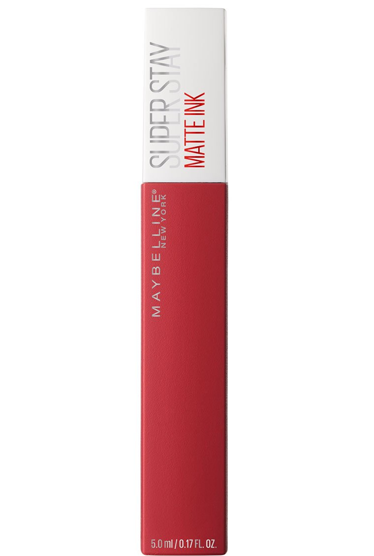 Maybelline New York Barra de Labios Mate Superstay Matte Ink, Tono 20 Pioneer product image