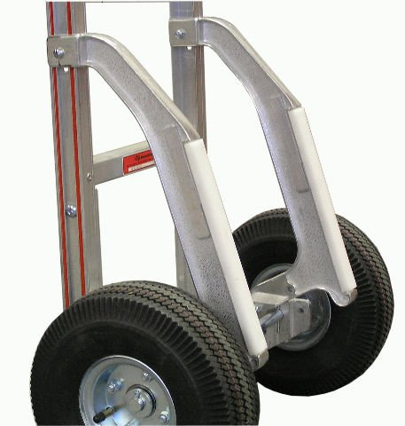 Aluminum Hand Truck Stair Climber Kit B & P Stairclimber Kit w/ Nylon Glide E1C