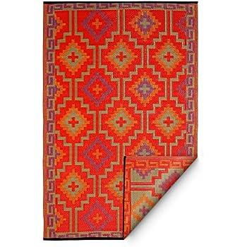 Fab Habitat 788581187319 Lhasa Indoor/Outdoor Rug (8u0027 X), (8