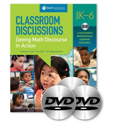 Download [(Classroom Discussions: Seeing Math Discourse in Action, Grades K-6)] [Author: Nancy Anderson] published on (April, 2011) PDF