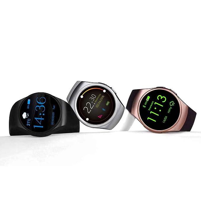 Smartwatch Reloj Teléfono Móvil, fitness sporthur, Handsfree ...