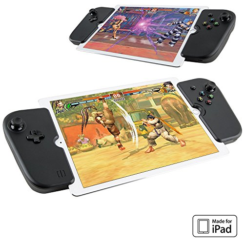 Gamevice Controller – Gamepad Game Controller for 10.5-inch iPad Pro [Apple MFi Certified] [DJI Spark, Tello, Sphero Star Wars] - 1000+ Compatible Games (2018 Model) – GV160 by Gamevice
