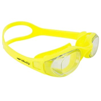 276e51333c Nabaiji Xbase Easy Swimming Goggles Yellow  Amazon.co.uk  Sports   Outdoors