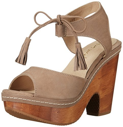 Five Worlds by Cordani Women's Cantar Platform Sandal, Cocoa, 8 M US