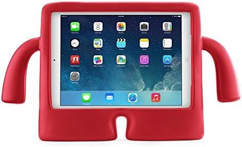 cdc1543f9e4 Speck Funda Vertical de Espuma iGuy de iPad Air y iPad Air 2 para niños -  Rojo Guindilla