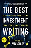 img - for 1: The Best Investment Writing: Selected writing from leading investors and authors book / textbook / text book
