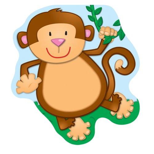 Carson Dellosa Monkey Notepad (151046)