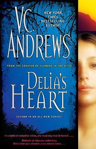 book cover of Delia\'s Heart