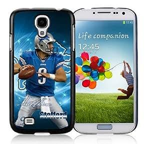 NFL Detroit Lions Samsung Galalxy S4 I9500 Case 054 NFLSGS40762