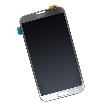 SKILIWAH® Pantalla táctil LCD para Samsung Galaxy Note 2 II GT ...