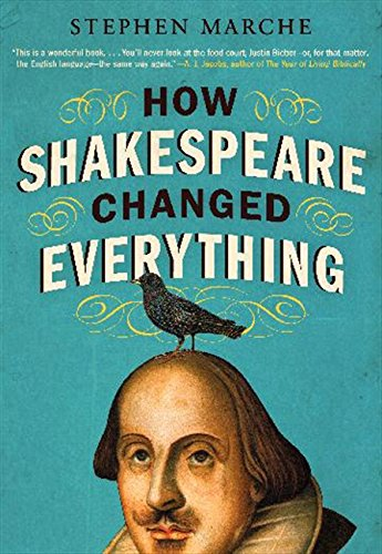 Read Online How Shakespeare Changed Everything pdf