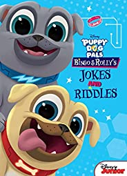 Puppy Dog Pals: Bingo and Rolly's Jokes and Riddles (Disney Puppy Dog P