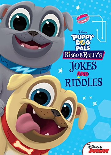 - Puppy Dog Pals: Bingo and Rolly's Jokes and Riddles (Disney Puppy Dog Pals)