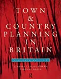 img - for Town and Country Planning in Britain by J. Barry Cullingworth (1994-03-24) book / textbook / text book