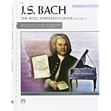 Bach - The Well-Tempered Clavier, Vol 2: Comb Bound Book