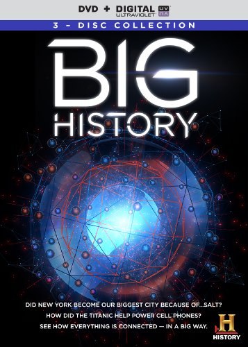 Big History (Ultraviolet Digital Copy, Widescreen, 3 Pack, Dolby, AC-3)