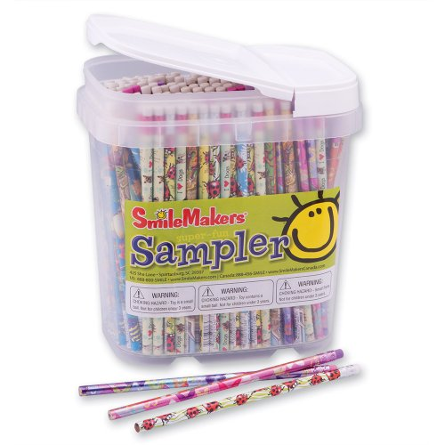 Animal Pencil Sampler - 250 per pack (Pencil Sampler)