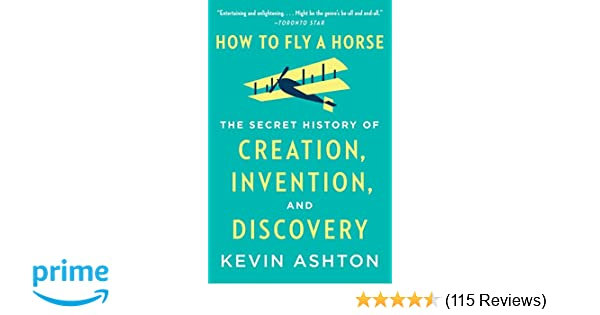 how to fly a horse epub