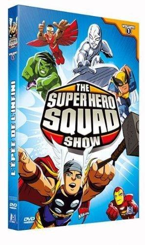 The Super Hero Squad Show - L'épée de l'infini - Volume 1