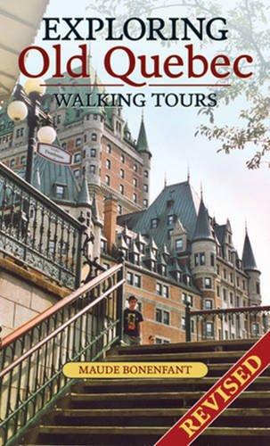 Exploring Old Quebec  Walking Tours