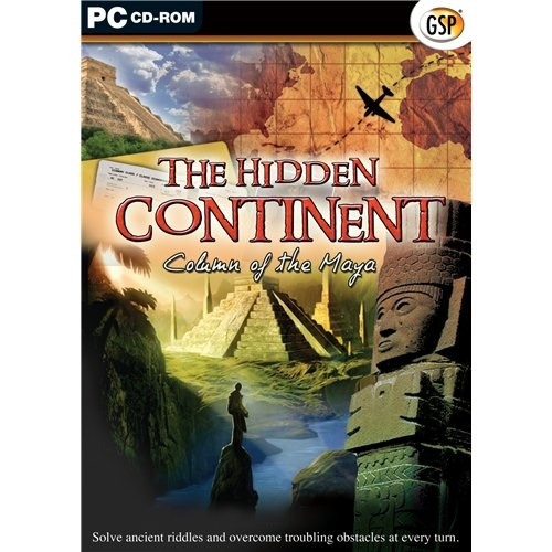 Hidden Continent: Column Of The Maya (PC) (UK IMPORT)