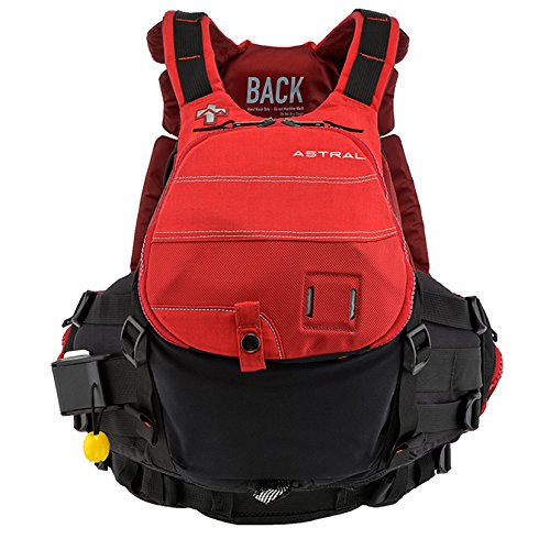 Astral GreenJacket Life Jacket PFD for Whitewater Rescue, Sea, and Stand Up Paddle Boarding