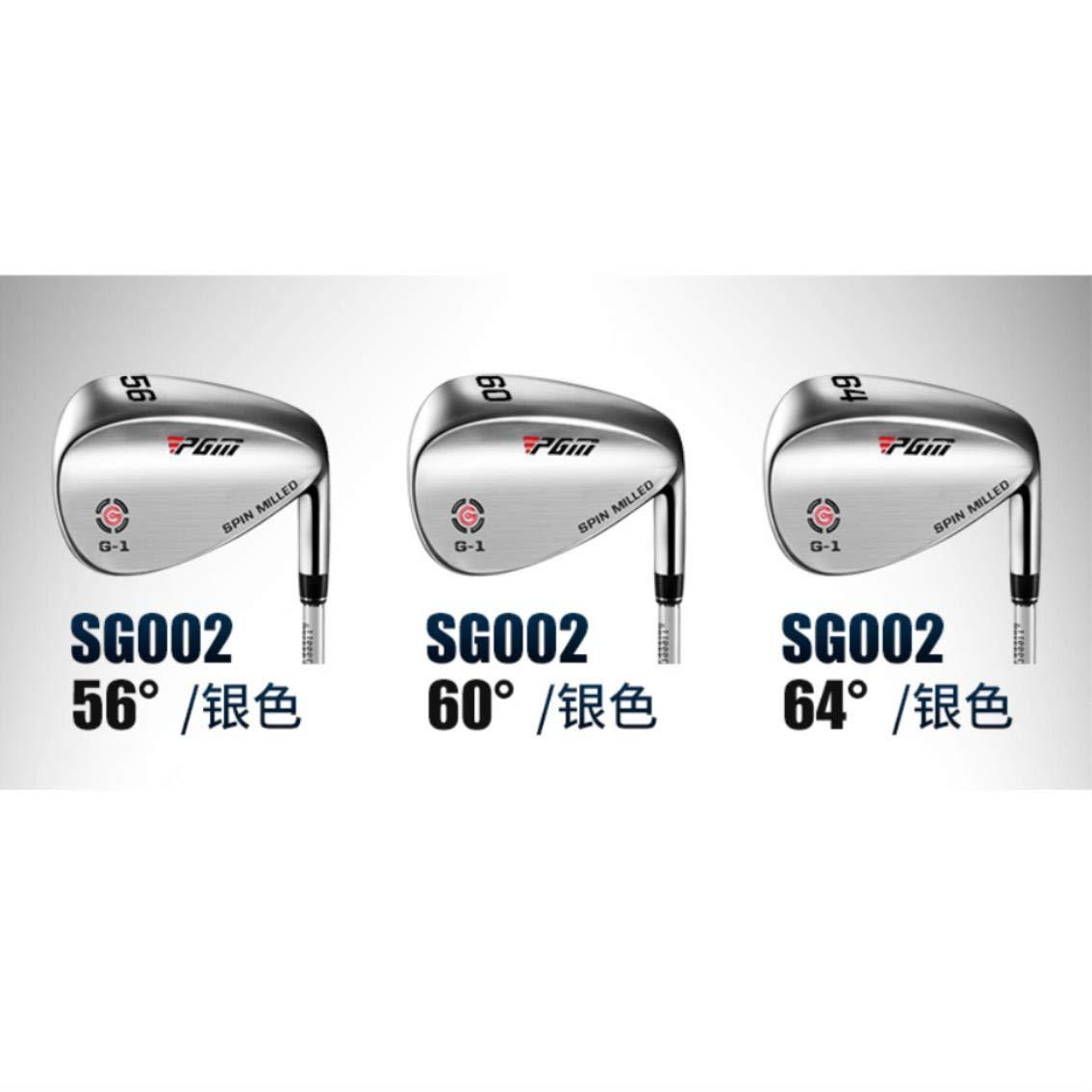 Leaysoo Cuña de Golf Acero Inoxidable Clubes de Golf Mano ...