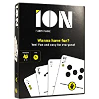 ION CARD GAME - 2 to 10 players! For kids children teens adults families boys or girls.