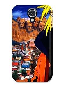 Galaxy S4 Case Cover Skin : Premium High Quality Naruto Uzumaki High Definition Case