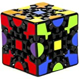 Meffert's Speedcubing Puzzle Gear Cube (Black Body)