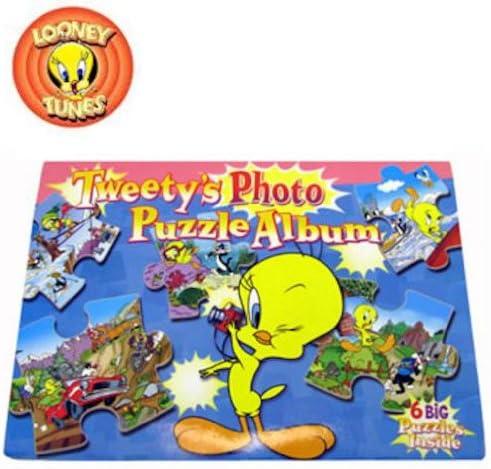 Warner Bros Entertainment Tweetys Photo Puzzle Album