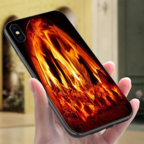 (Creative iPhone Case for iPhone 7/8P Traditional Oven Resistance to Falling, Non-Slip,Soft,Convenient Protective Case)