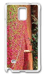Adorable camellia blooms Hard Case Protective Shell Cell Phone For Case Ipod Touch 5 Cover - PC Transparent