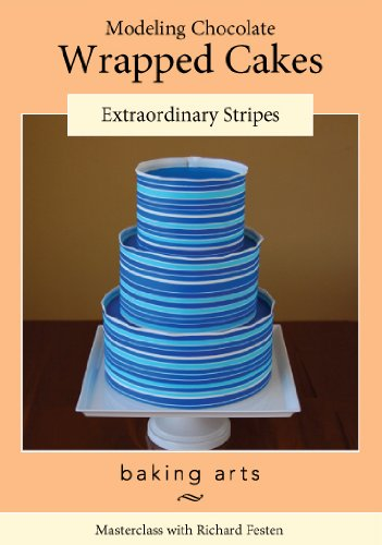 Modeling Chocolate Wrapped Cakes: Extraordinary Stripes
