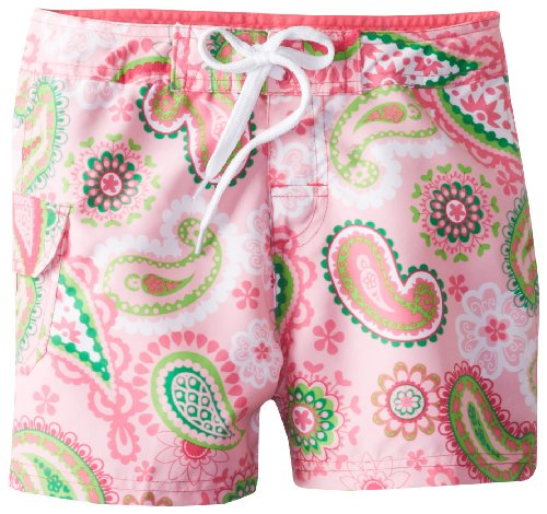 Kanu Surf Big Girls'  Secret Garden Boardshorts