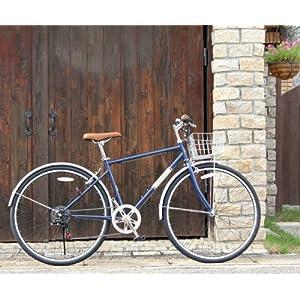 27インチ クロスバイク シマノ6段変速ギア トップワン MCR276-29-NV