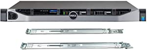 Dell PowerEdge R630 Server Bundle with 2 x Intel Xeon E5-2620 v4 8-Core 2.1GHz CPU, 64GB DDR4 RAM, 7.68TB SSD, RAID, Rail Kit (Renewed)