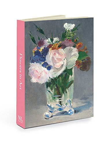 National Gallery Postcards - National Gallery of Art Flowers In Art Notecard Wallet with Envelopes, 4.5 x 6-Inches, Pack of 12 Cards (NGANW04)